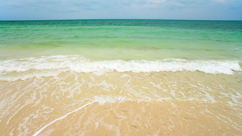 Miami Beach on rental yacht