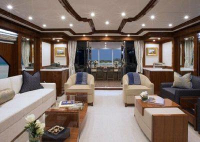 116 Hargrave yacht salon
