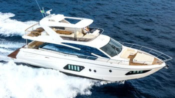 72' Absolute motor yacht