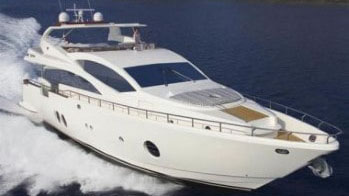 85' Aicon motor yacht