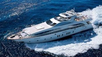 116 Azimut luxury yacht
