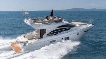 42' Azimut motor yacht
