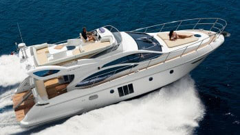 48 Azimut motor yacht