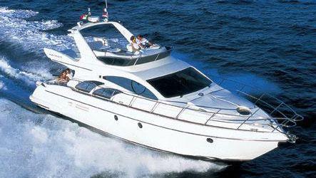 50 Azimut motor yacht