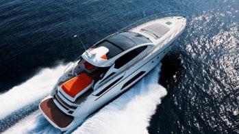 58' Azimut sport yacht