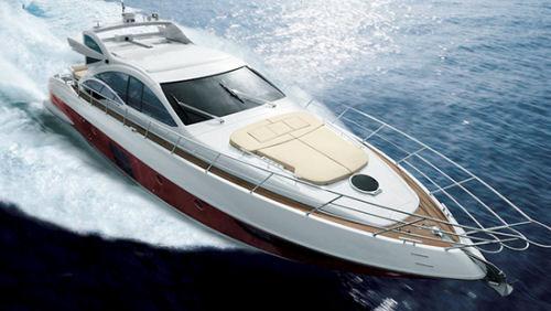 62' Azimut sport yacht