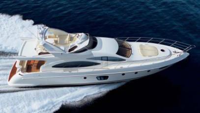 68 Azimut motor yacht