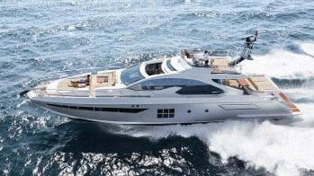 77' Azimut motor yacht