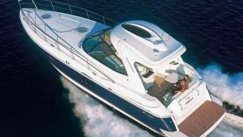 42' Cruisers sport yacht