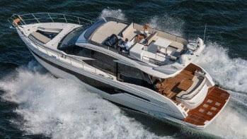 50' Galeon motor yacht