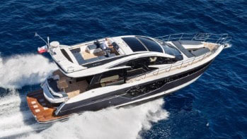 51 Galeon motor yacht