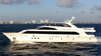 116 Hargrave luxury yacht
