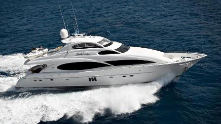 106 Lazzara luxury yacht