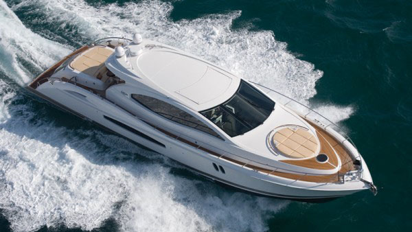 75' Lazzara sport yacht