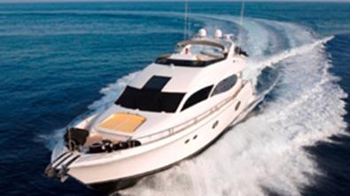 84 Lazzara motor yacht