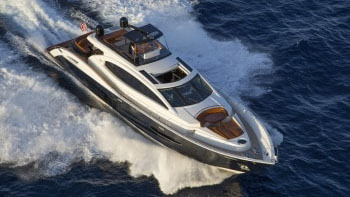 92' Lazzara motor yacht
