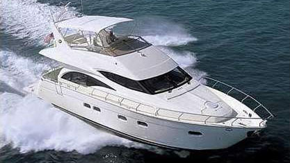60' Marquis motor yacht