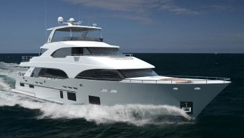 112 Ocean luxury yacht