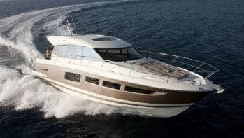50' Prestige sport yacht