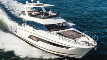 56' Prestige motor yacht