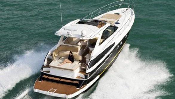 46 Regal sport yacht