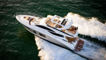 65' Searay motor yacht