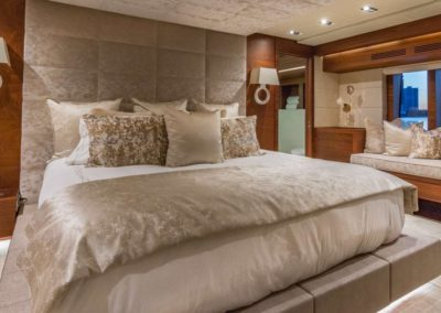 107 Vicem yacht master stateroom