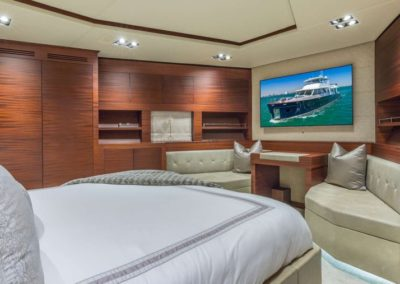 107 Vicem yacht guest stateroom