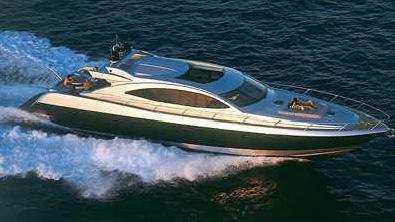 87' Warren sport yacht