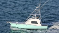 51 Hatteras fishing yacht