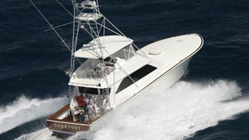 55 Viking fishing yacht