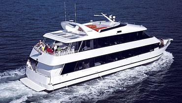 100 Skipperliner party yacht