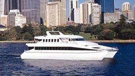 111 Austal party yacht