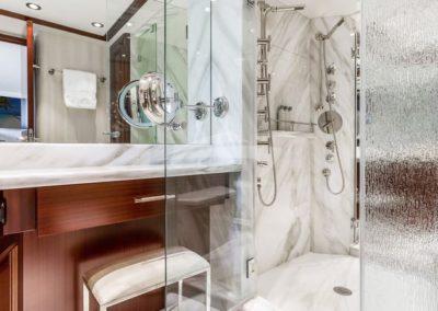 112 Westport yacht master bathroom with shower