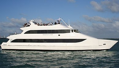130 Island Boat party yacht