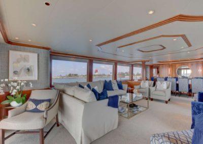 130 Westport yacht salon