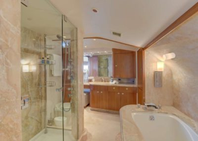 130 Westport yacht master bathroom
