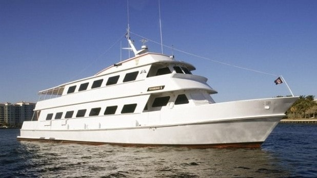 131 Swiftship party yacht