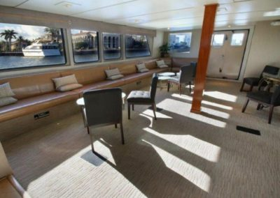 137 Swiftship party yacht coffe lounge