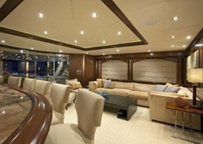 164 Trinity yacht salon