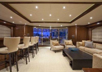 164 Trinity yacht bar and lounge
