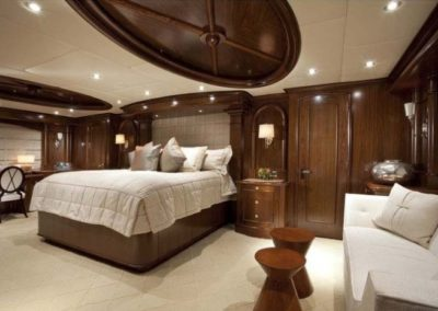 164 Trinity yacht master stateroom