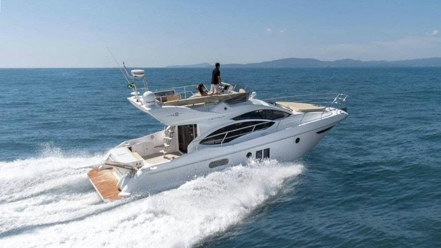 42 Azimut Miami rental yacht
