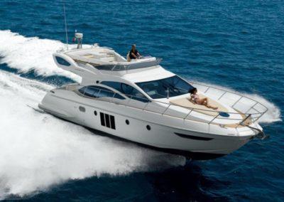 48 Azimut luxury yacht