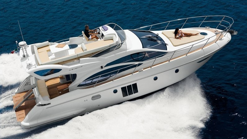 48 Azimut Miami luxury yacht