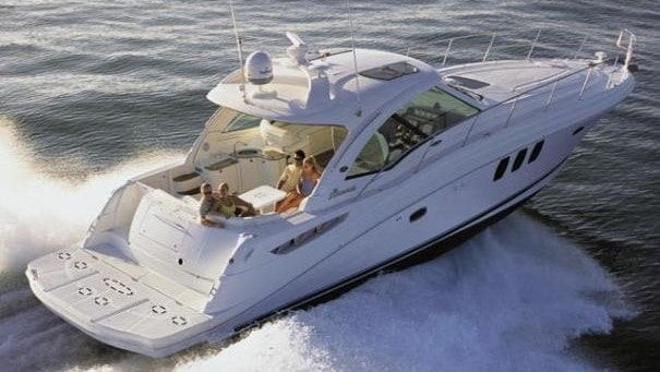 48 Searay Miami rental yacht