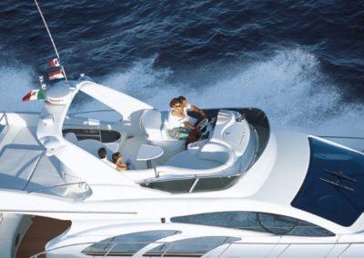 50 Azimut luxury yacht