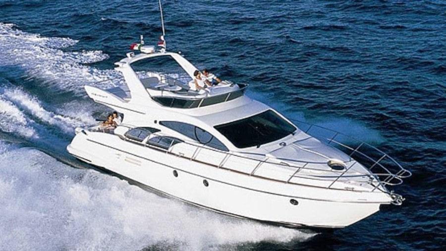 50 Azimut Miami rental yacht