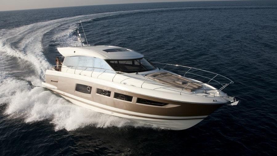 50 Prestige Miami charter yacht