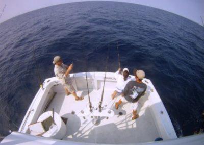 51 Hatteras sportfish yacht on charter in Miami
